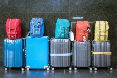 dicas para fazer sua mala