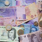 pesos mexicamos - remessas internacionais