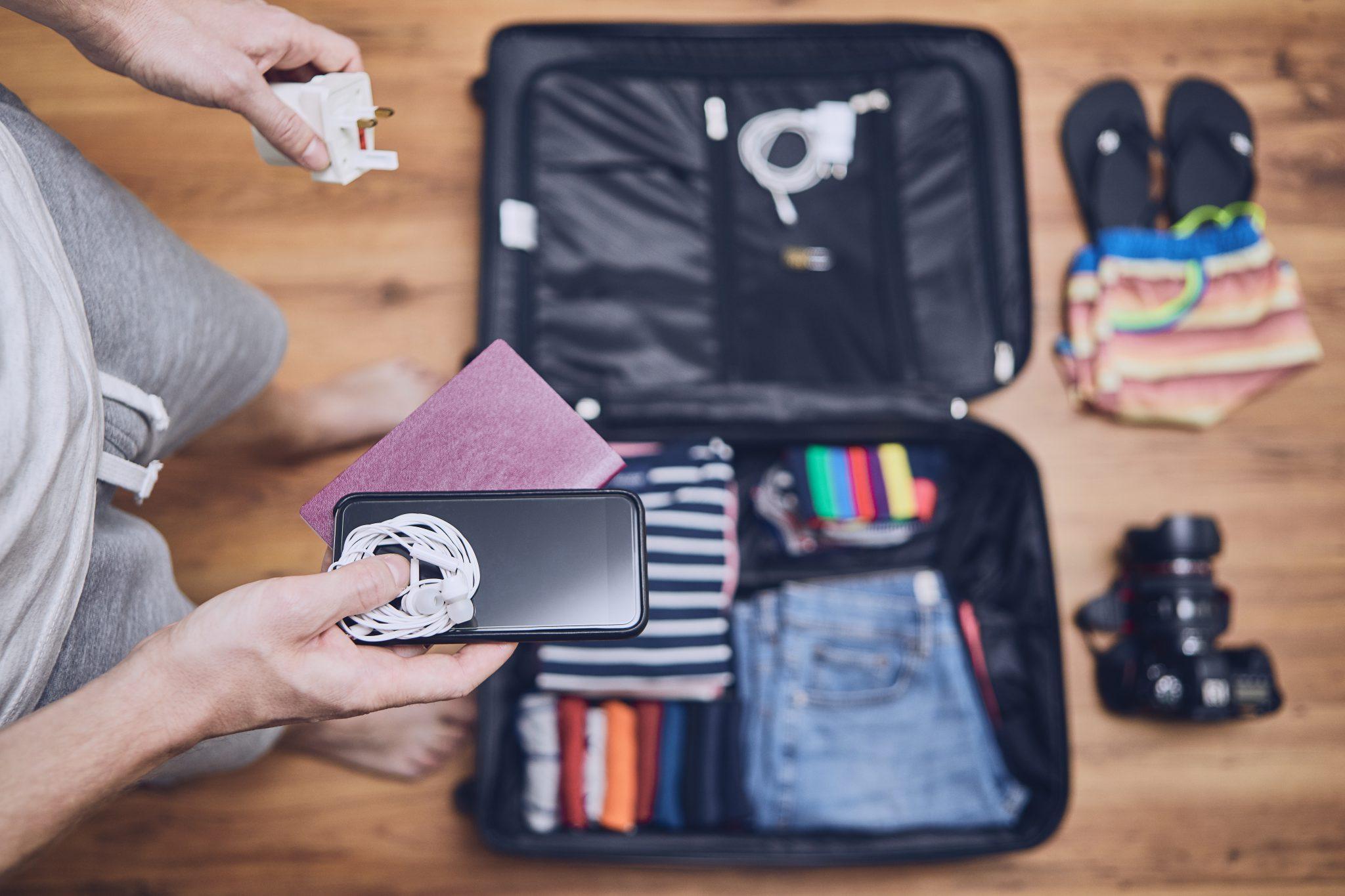 Checklist para viajar pelo mundo afora!